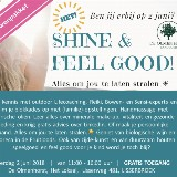 Shine & Feel Good event - 2 juni - Olmenhorst