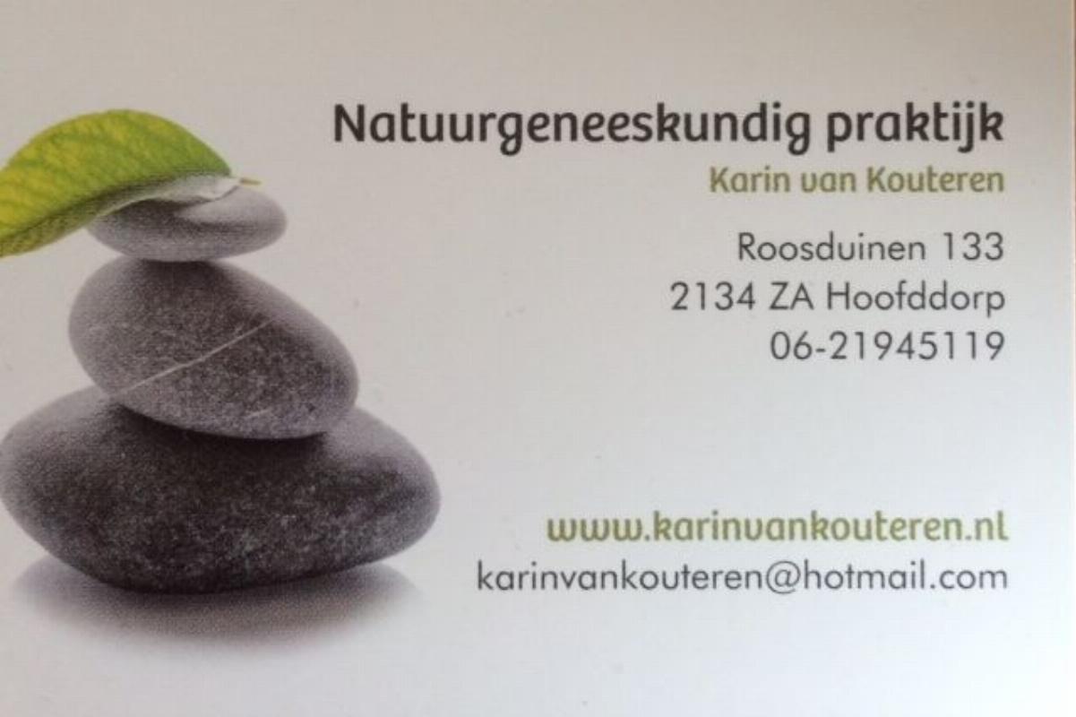 Natuurgeneeskundig Praktijk Karin van Kouteren